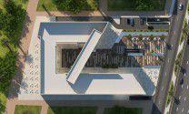 مكاتب بمساحة 132 متر في مول ايفوري بلازا