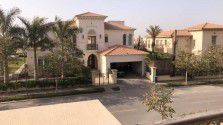 Villa for sale in Uptown Cairo compound