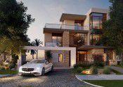Villa In The Estates Compound