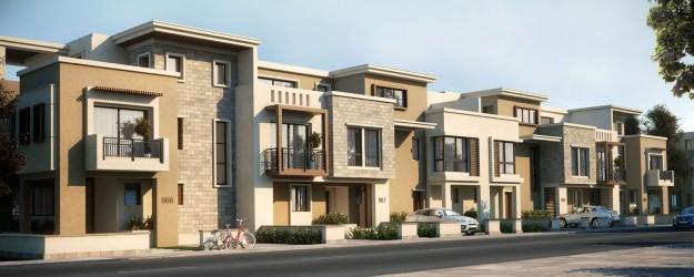 وحدات سكنية للبيع في كمبوند تاج سيتي