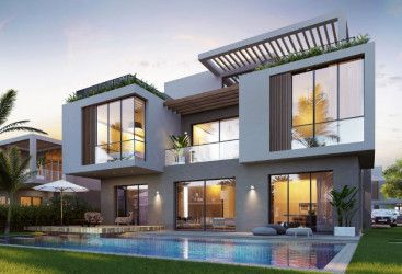 Villa In Sodic East