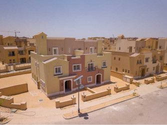 Villas for sale in Mivida Emaar Misr Development