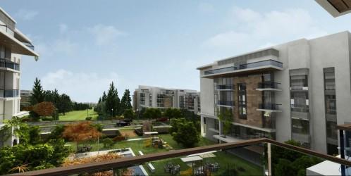 وحدات سكنية للبيع في كمبوند ماونتن فيو أي سيتي أكتوبر