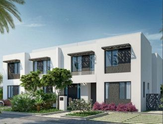 183 m² Twin House in Badya Palm Hills Compound