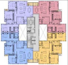 .شقق مساحة 175 متر حتي 209 متر في كمبوند ذا سيتي اوف أوديسيا