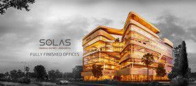 120m office in Solas mall