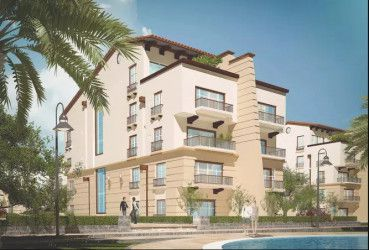 Duplex with Roof in Neopolis Mostakbal City Wadi Degla.