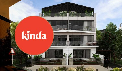 Twin House for sale in Kinda compound