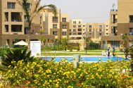 Apartment 170m in Palm Parks Compound