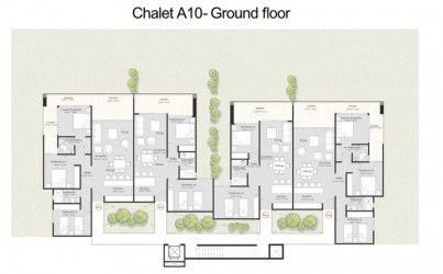 Master Plan for Chalet in Carnelia