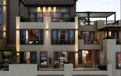 شقة للبيع 246 متر في كمبوند أو ويست