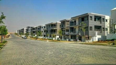 شقة 159 متر للبيع في كمبوند تاج سيتي