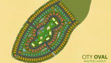 Villa in City Oval Compound New Capital
