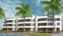Apartments in Blumar Ain Sokhna.