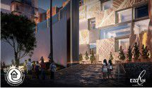 محلات للبيع في مول ازدان