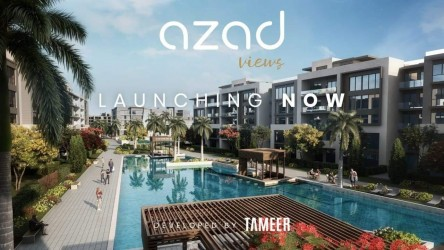 Apartment for sale in Azad Views