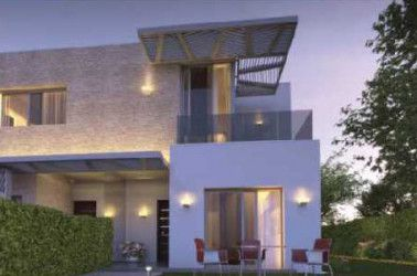 Twin House with area 300 m² in Hadaba
