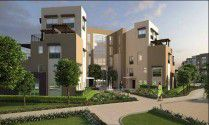 Apartments in Uptown Cairo Compound