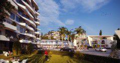 .شقة بمساحة 190 متر في كمبوند روزس العاصمة الادارية