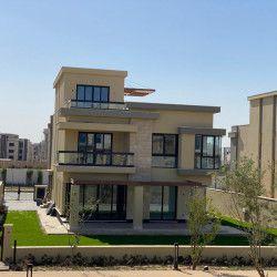 Villa 530 meters in Villette compound