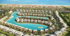Master Plan for Marassi North Coast.