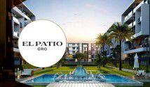 Buildings in El Patio Oro compound