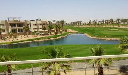 Chalet in Jaz Little Venice Golf Resort