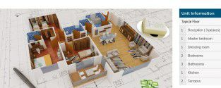 Apartment for sale in Kenz 6 October