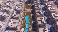 With an area of 165m apartments for sale in The Square Compound
