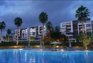 Units With Area of 198 m² in Capital Gardens Palm Hills