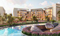 Apartments View in Granda Life compound