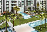 Apartments in Swan Lake Residences New Cairo