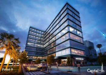 Office for sale in Point 9