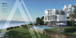 Villa 220 meters for sale in IL Monte Galala Resort
