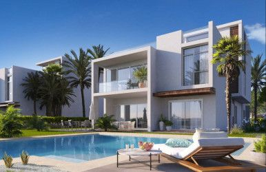 Villa For Sale In Mazarine Alamein