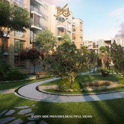 Apartments in Taj City Park New Cairo