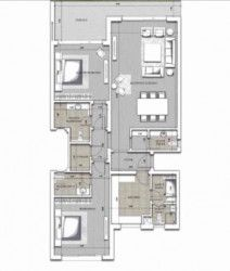Master Plan for Apartment in Brix