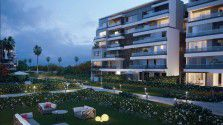 Apartments in Capital Gardens compound Mostakbal City