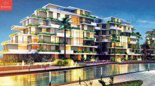شقة في انترادا العاصمة الجديدة بمساحة 181 متراً