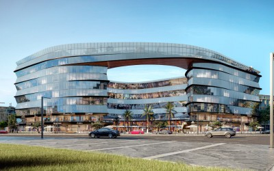 Office for Sale in Spark Capital Insight