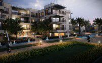شقة في تاج سيتي القاهرة الجديدة بمساحة 152 متراً