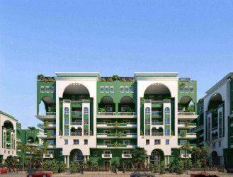 شقة في لافيردي العاصمة الجديدة