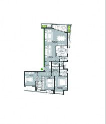 Apartment 199 M to 201 M in Villette Compound by Sodic.