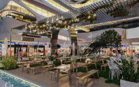 Cafe 100 meters for sale in G3 Mall