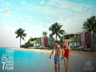 Bo Islands Resort units