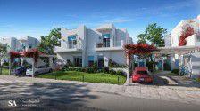 Villa with area 138m² in Jefaira