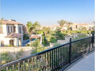 Twin House With Area 230 m in Uptown Cairo compound