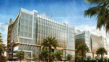 مكتب إداري في مول اوداز العاصمة الجديدة