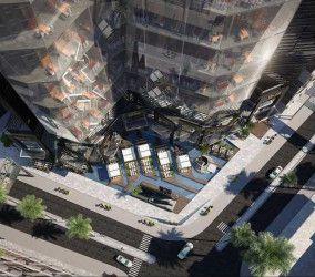 معلومات عن مشروع ارورا العاصمة الجديدة