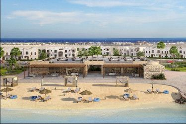 Unit in Makadi Heights Hurghada with 155m